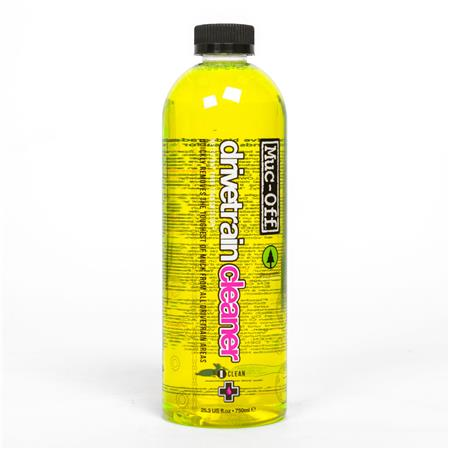 Čistilo za verigo Muc-Off Drivetrain Cleaner 750 ml