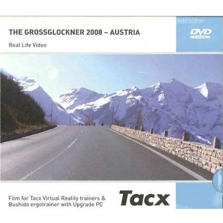 Tacx T1956.31 DVD WS The Grossglockner 08 Aut