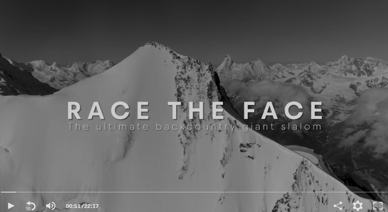 Movie - Race the Face